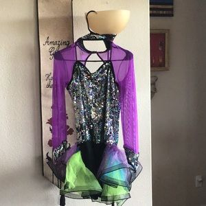 Dance Jazz costume!